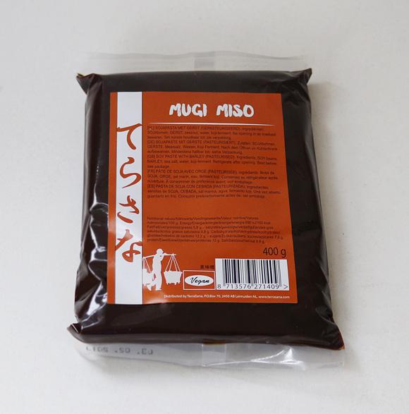 Mugi Miso Pasta 400 gr