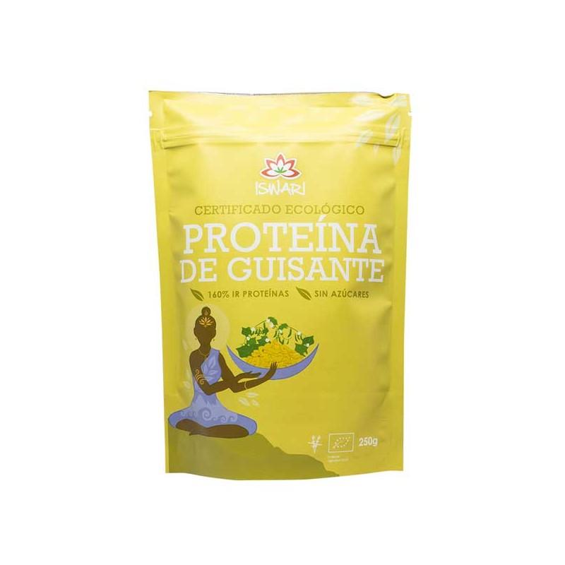 Proteina de Guisante Bio 200 gr