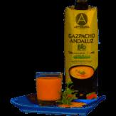 gazpacho andaluz bio arteoliva 1l
