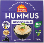 Hummus Berenjena Asada 240g