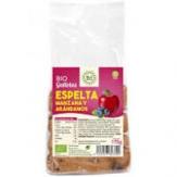 Galletas De Espelta Con Manzana Y Arándanos
