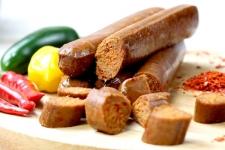 Mini Chorizo de seitán  Wheaty 40g Bio