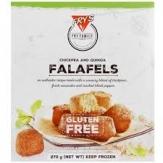 falafel sin gluten frys