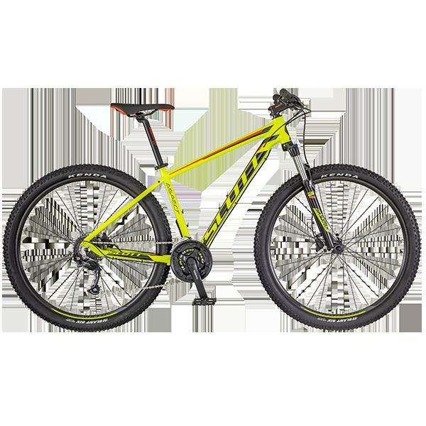 Bicicleta SCOTT Aspect 950 amarillo/rojo