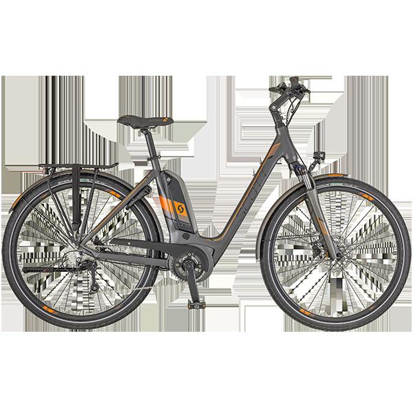Bicicleta E-Sub Tour Unisex SCOTT