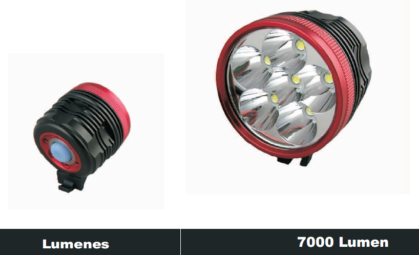 FOCO LED CREE RIDERS F9800
