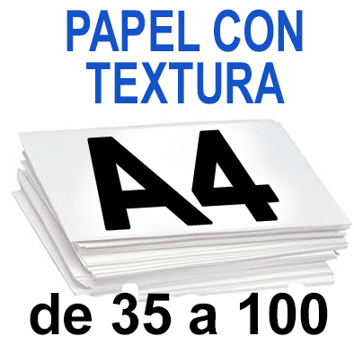 Papel Especial MATE 135 grms A4 de 35 a 100 copias