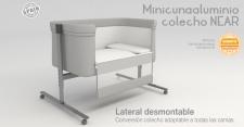 MINICUNA COLECHO NEAR GRIS