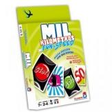 Juego de cartas Mil Kilómetros Marca: Asmodee