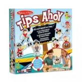 Tips Ahoy juego equilibrio piratas