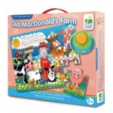 Mi primer puzzle musical Old Macdonald´s Farm