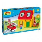 Construcción casa Único Plus 60 piezas