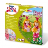 Kit pasta Fimo Kids Princesas