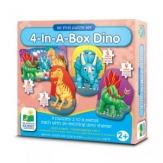 Mi primer set de puzzles Dinos