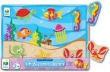 Mi primer puzzle encaje océano