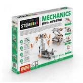 Construcción Engranajes y tuercas - Discovering STEM