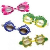 Gafas de buceo animalitos
