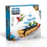 Construcción IO Blocks 192 piezas