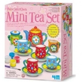 Kit pinta tu mini juego de té