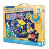 Mi primer puzzle musical Twinkle Twinkle Little Star