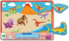 Mi primer encaje dinosaurios