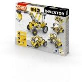 Construcción Inventor industrial 16 modelos