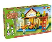 Construcción escuela 117 pzas. Maximiliam Families