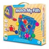 Match my fish Asociación de colores