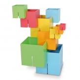 Construcción Dado Cubes 10 cubos
