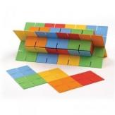 Construcción Dado Squares 35 piezas