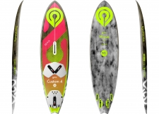 2020/21 Goya Custom 4 Pro, Quad Wave Board