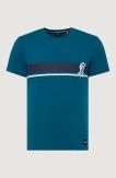 Sherman T-shirt Seaport Blue