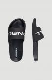 O'Neill Slide Logo Sandals Black