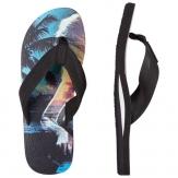 O'Neill Imprint Pattern Sandals Black Sunset