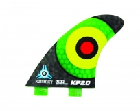 KP 2.0 QUAD fin set