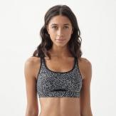 Medium impact bra top