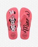 Havaianas Top Disney Minnie Rosa