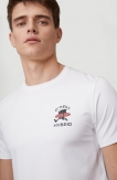 O'Neill Walk & Water Hybrid T-Shirt White