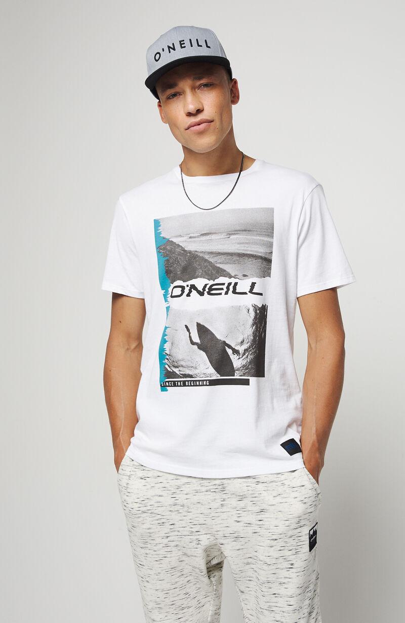 Seiche T-shirt White