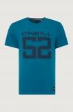 Brea 52 T-shirt Seaport Blue