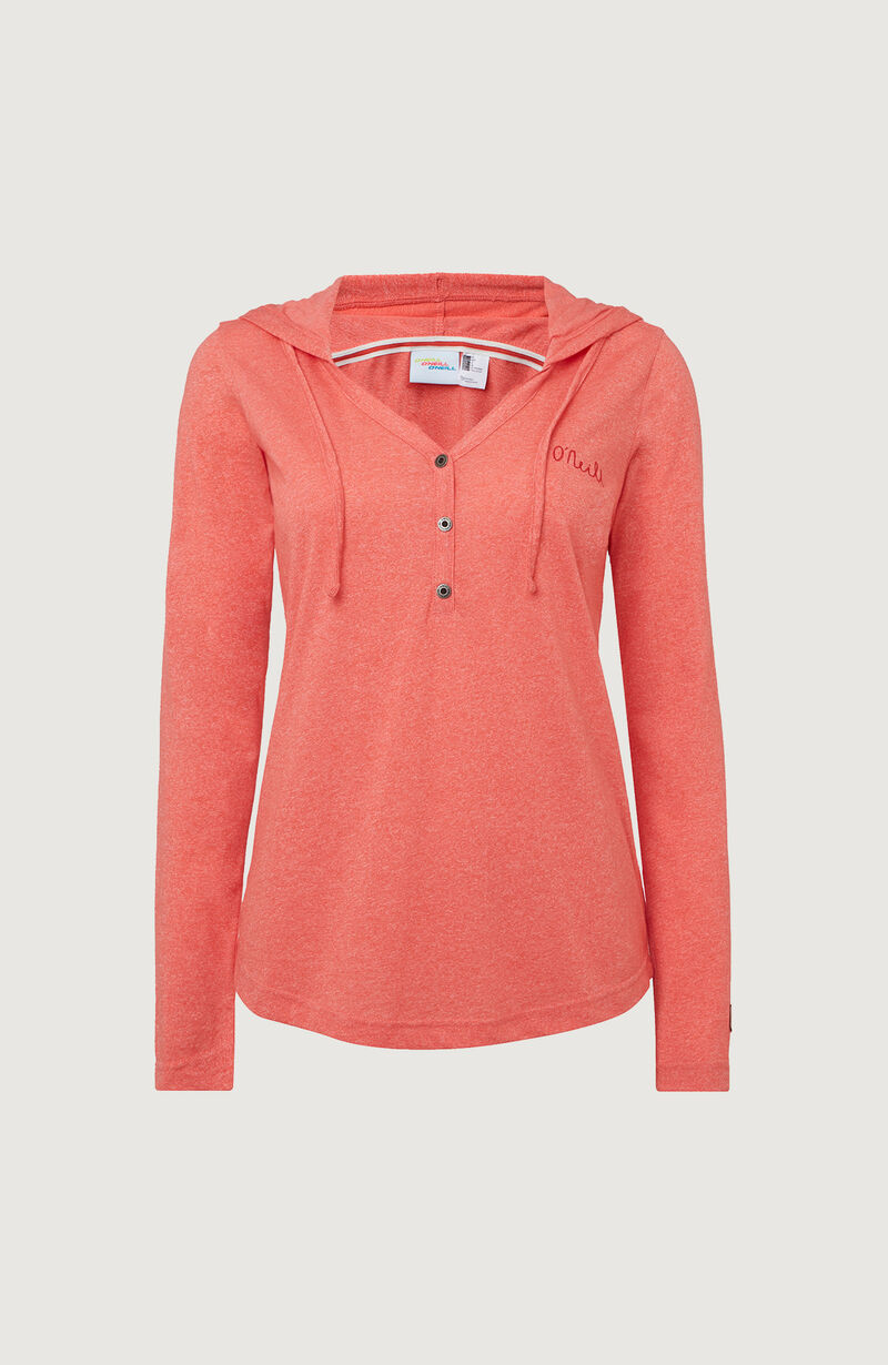 Marly T-shirt Coral