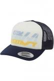 BM SURF TEAM TRUCKER  CAP BLUE