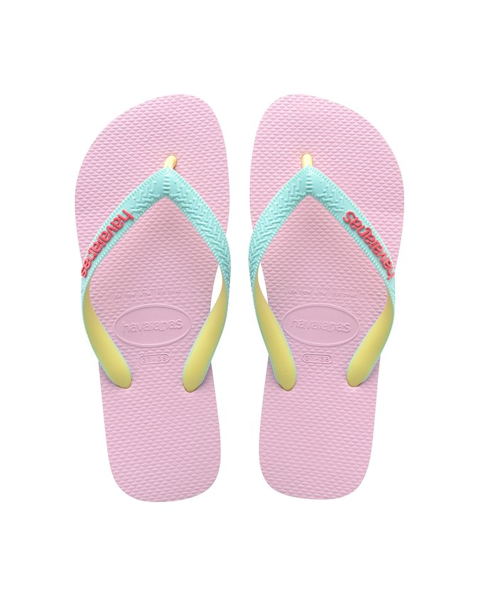 Havaianas Top Mix Rosa Quartz