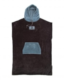MENS DAYBREAK PONCHO GREY