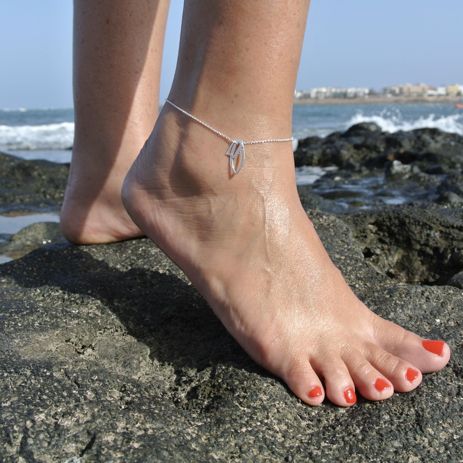 LINEAS DE SURF TOBILLERA