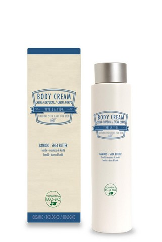 CREMA CORPORAL VIVE LA VIDA MEN, 200ML