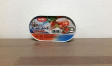 Filetes de arenque en salsa de tomate