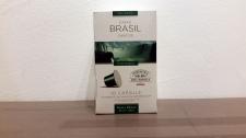 Cápsulas Café Brasil intensidad baja