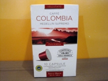 Cápsulas 10 un. Café Colombia intensidad media