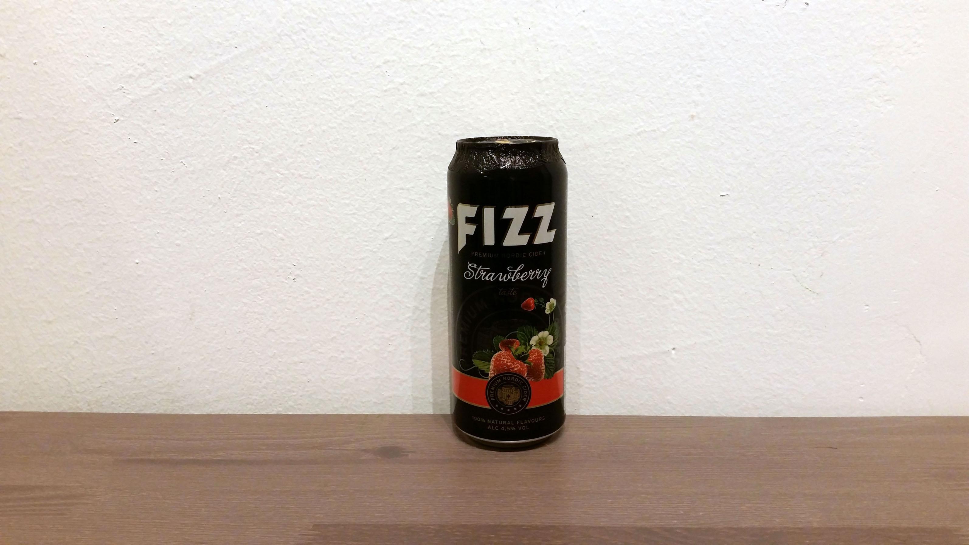 Fizz sidra  Fresas 0.5 l